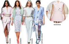 2014  PASTEL FASHION TRENDS | Modetrends lente zomer 2014
