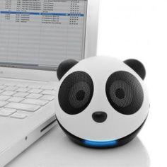 GOgroove Panda Pal $25.00