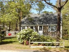 Cape Cod Vacation Home Rentals- 8 Restabit Road, Harwich, MA  $1450  near pond