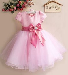 vestido infantil rosa princesa                                                                                                                                                                                 Mais