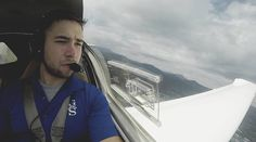 Flying is a luxury that many can't afford. I'm thankful that I have that opportunity.  #roanoke #virginia #flight #pilotslicense #ppl