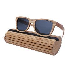 a445b59d2325 BerWer wooden bamboo sunglasses zebra wood sunglasses. Wooden  SunglassesMens SunglassesPolarized SunglassesColor LensesWooden CaseModel BlackStyleEyewear