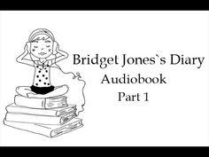 Bridget Jones's Diary. Part 1. Audiobook in English with subtitles (abridged). Listening skills training. #tefl