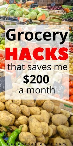 Ive been at this grocery budget thing for a few years now. Ive learned a few money saving hacks along the way. I share with you money tips on how to reduce a grocery budget and how to save money! Heres my tested methods that have worked for me for years! Make Easy Money, Ways To Save Money, Best Money Saving Tips, Money Tips, Money Budget, Money Saving Hacks, Frugal Living Tips, Frugal Tips, Gourmet