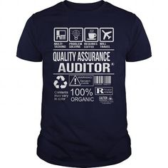 Awesome Shirt For Quality Assurance Auditor T Shirts, Hoodie