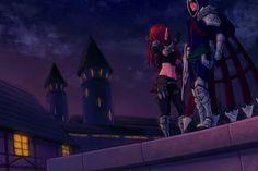 Talon + Katarina by irahi