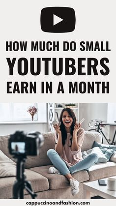 Wondering how much small do YouTubers make on YouTube?I'm sharing with you exactly how much I earn with my small YouTube channel of 13,000 subscribers. Tips on how to increase your RPM and your Google Adsense earnings per month #youtube #youtuber #youtubetips Social Media Tips, Social Media Marketing, Make Money Blogging, How To Make Money, Twitter Tips, Gain Followers, Instagram Tips, Youtubers, Online Business