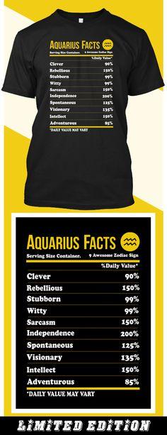 Order 2 or more for friends/family & save on shipping! Makes a great gift! Aquarius Quotes, Aquarius Horoscope, Zodiac Signs Aquarius, Aquarius Facts, Horoscope Signs, Astrology Signs, Horoscopes, Aquarius Woman, Age Of Aquarius