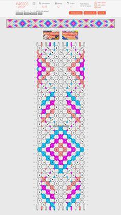 String Bracelet Patterns, Diy Bracelets Patterns, Diy Bracelets Easy, Thread Bracelets, Embroidery Bracelets, Bracelet Crafts, Cute Bracelets, Diy Bracelet Designs, Diy Friendship Bracelets Patterns