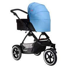 phil and ted dot stroller with carrycot
