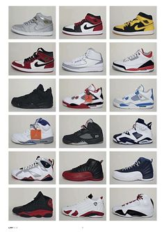 b869f218a2415c LAW (Lives   Works) magazine issue 3 on Air Jordan s