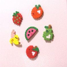 Hama/Perler - Fruit