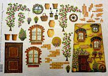 1000 images about tejas y accesorios en miniaturas on pinterest manualidades roof tiles and - Accesorios para decorar tejas ...