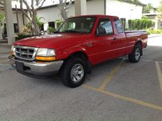 2000 Ford Ranger XLT 2000 Ford Ranger XLT Super Cab 5 speed 139k