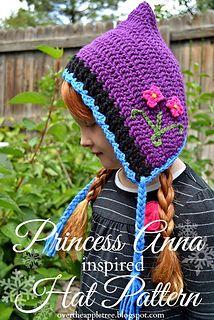 Princess Anna Hat Pattern ~ free pattern