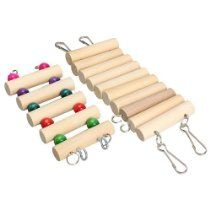 Monkeybrother 2pcs Flexible Wooden Mouse Hamster Toys Hanging Ladder Bridge Cage //   //   Details   Sales Rank: #128534 in Pet Products  Size: 6*15 cm Color: as the pictures show Brand: Monkeybrother  Features  Material: wooden + metal Springboard: 6 x 15 cm Ladder: 6 x 12 cm Perfect for Syrian hamsters, mice, Gerbils and small - baby rats Package inlcude: 2pcs / set// read more >>> http://Robertson430.iigogogo.tk/detail3.php?a=B00NQN5UIA