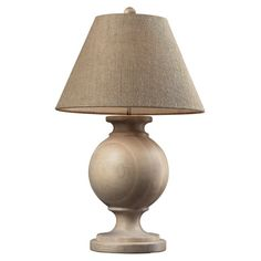 Found it at Wayfair - Swannanoa Table Lamp in Beech Wood