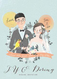 Wedding Illustration, Couple Illustration, Wedding Art, Wedding Couples, Wedding Invitations, Drawings, Cards, Design, Draw