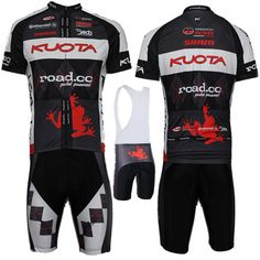 Cycling Bike Bicycle Clothing Jersey Shirts Bib Shorts Pants Set MC0012-100