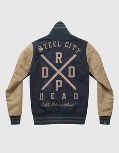 #DDXMASWISHLIST The End Is At Hand Varsity Jacket