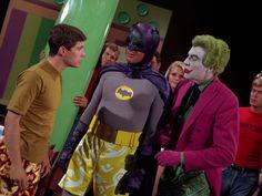 Batman, Surf's Up! Joker's Under! Episode aired 16 November 1967 Season 3 | Episode 10, Director Oscar Rudolph, Adam West, Cesar Romero . The Joker