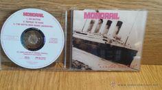 MONORAIL. ...DO BETTER. CD-SINGLE / EDEL - 1997 / CALIDAD LUJO.