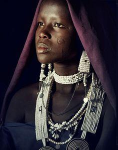 "Maasai boy, Tanzania, in Jimmy Nelson's ""Before they pass away"""