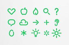 BVD — Apotek Hjärtat — Designspiration icons