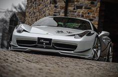 Ferrari 458 Rowen