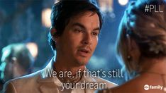 "S6 Ep9 ""Last Dance"" - #Haleb moving to New York? #PLLProm #PrettyLittleLiars"