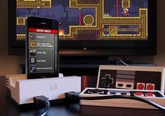 GameDock, una consola retro para dispositivos iOS