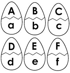 alphabet file folder games for preschool Preschool Literacy, Preschool Printables, Literacy Activities, In Kindergarten, File Folder Activities, File Folder Games, File Folders, Alphabet Crafts, Alphabet Activities