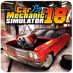 Car Mechanic Simulator 18 APK MOD v1.1.4