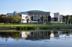 Łuczniczka Sports Arena, Brda River, Bydgoszcz, Poland