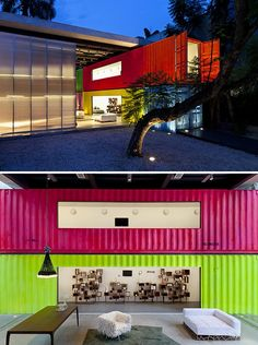 Shipping Container House Plans - 7 of the Most Inspirational Plans - Granny Flat Finder