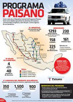#Entérate cuáles son los beneficios del Programa Paisano en nuestra #Infographic