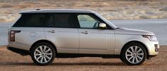 range rover side view - Google Search