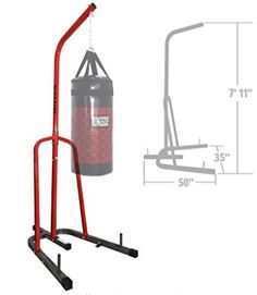 Ringside Prime Free-Standing Station Steel Boxing MMA Heavy Bag Stand: The Ringside Prime Heavy Bag Stand is completely free-standing and allows 180 degree access to the bag. Stand is made of durable steel construction. Heavy Bag Stand, Mma Gear, Mma Gloves, Sports Website, Mma Training, Sand Bag, Mma Equipment, Aerobics Workout