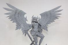 Dark Angel Olivia - Shingeki no Bahamut