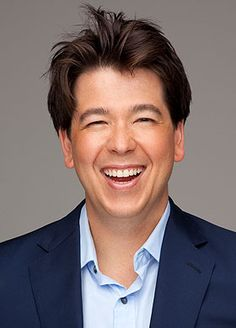 Michael McIntyre -- one of the best. Check him out if you haven't already seen him.