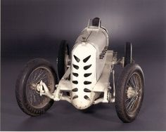 Wisconsin Special Land Speed Record Car 12.5 Litre by Morris & Welford