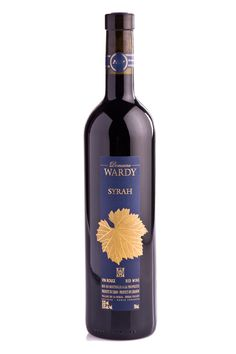 Syrah - This velvety Shiraz is full of subtle peppery and spicy fruit overtones. The palate is balanced, rich and full bodied, finishing with fine wood tannins.    Excellent with lamb, pasta and cheese. Best served at room temperature.  @domainewardy www.domainewardy.com