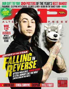 Ronnie Radke's hair-metalcore outfit have galvanized legions of adoring fans and committed haters—which means everybody is talking and no one's ignoring them. Radke sat down with AP to discuss his acc