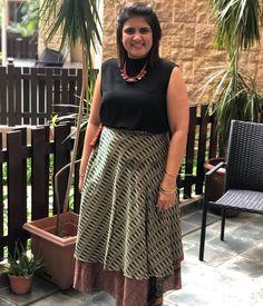 Waist Skirt, High Waisted Skirt, Gandhi, Indian Wear, Skirt Fashion, Mango, Seasons, Party, Skirts