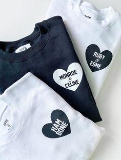 personalizable SORBAE BABESIE 3 long sleeve or short sleeve baby bodysuit