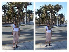 Get this look: http://lb.nu/look/8602385  More looks by Kaja .: http://lb.nu/bykaja  Items in this look:  Zara Pants, Birkenstock Shoes, Levi's® T Shirt