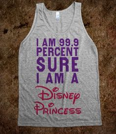 Disney Princess- want!! Want to wear this and run the Disney half