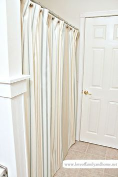 Hallway Bathroom Makeover Reveal - Love of Family  Home