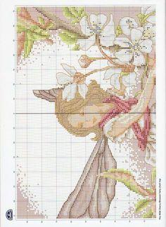 Gallery.ru / Фото #18 - The world of cross stitching 073 июль 2003 - WhiteAngel