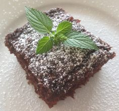 Chocolate Zucchini Cake - moist and flavorful.